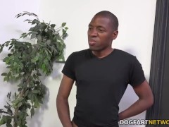 Cherry Hilson Gets Assfucked In Front Of Her Cuckold BF