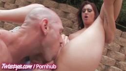 Twistys - Karlie Montana loves big dick