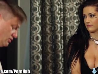 Missy Mae Porno Face Fucking, Rhonda Rhound Porn Sex