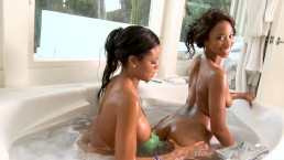 Heavenly Tight: Rihanna Rimes & Jade Nacole