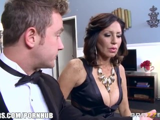 Preview 1 of Tara Holiday gets fucked by son in law - Brazzers
