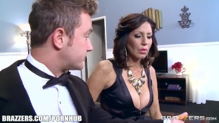 Tara Holiday gets fucked by son in law - Brazzers
