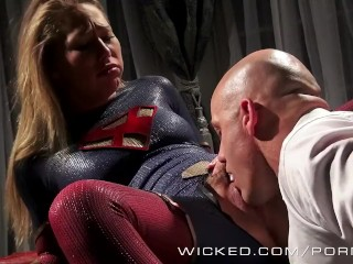 Rei Mizuna Tube Wicked - Lex fucks supergirl