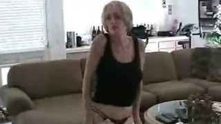 Amateur GMILF Creampie First blowjob