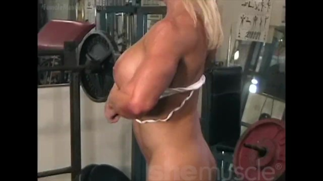 Melissa dettwiller fuck - Melissa dettwiller naked in the gym