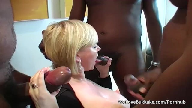 Black interracial mature Busty mature allows anal from huge black cocks