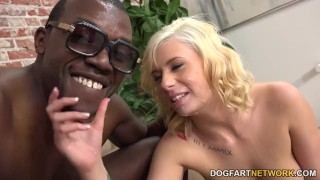Cindy Lou Helps A White Boy Become A Cuckold  bbc big-cock teen black-cock cuckold cuckhold blonde fetish big-black-cock kink natural-tits interracial dogfartnetwork small-tits