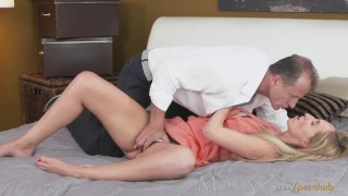 Guys and with blonde mom stunning fucks body cock hard milf sucks amazing sensual cowgirl
