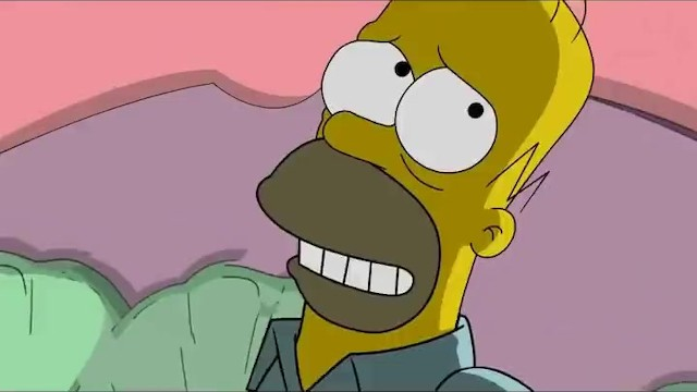 Simpsons cartoon porno Simpsons porn - homer fucks marge