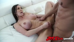 ZTOD - Kendra Lust loves to feel a huge cock!