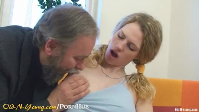 Teen fucked older Teen fucked by older man