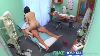 fakehospital doctor hospital clinic patient sexy hardcore reality amateur hd cumshot orgasm uniform blowjob licking-pussy oral-sex