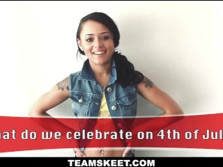 Are you smarter than a Pornstar? 4th of July Edition