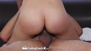 CastingCouch-X - Hot latina Sophia Grace gets fucked on couch Big big