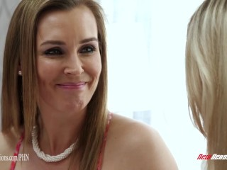 New Sensations - A Mother and Daughter Thing
