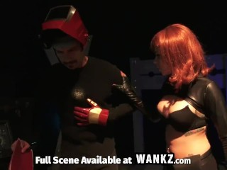 Amateurs Hd Anal Teen Girl Assvengers Porn Parody - Episode I: Rise of the Hardon