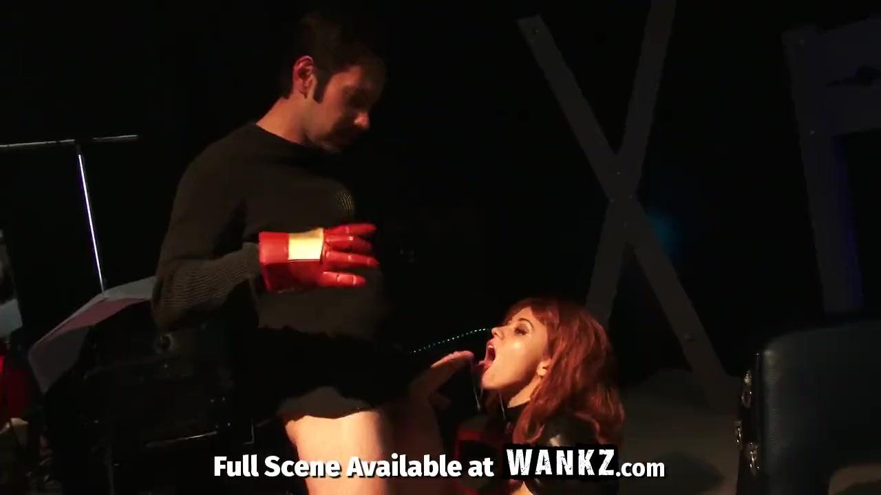 Assvengers porn parody episode iii assvengers assemble