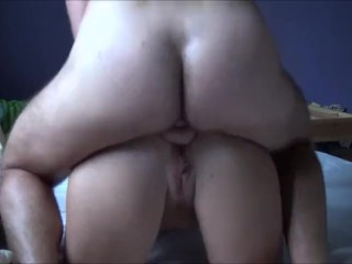 Wife S Horny Busty Sister Love, Anal Sex & Cum in the Ass