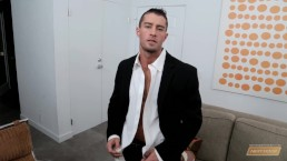 CodyCummings Nice and Slow Solo Jerking Off