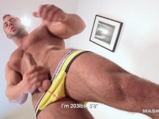 Hot staight guys having gay sex