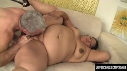 Fatty Latina Lorelai Givemore gets fucked hard