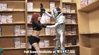 Assvengers Porn Parody - Episode II: Backdoor Without Backup!
