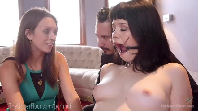 Teen nest The perfect slave for a spoiled