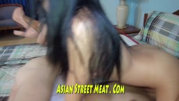Rings Through Her Nipples And A Delicious Wet Vagina In Bangkok