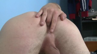 Cock Virgins Steve Stiffer Rubbing One Out In Dorm Room Gay old