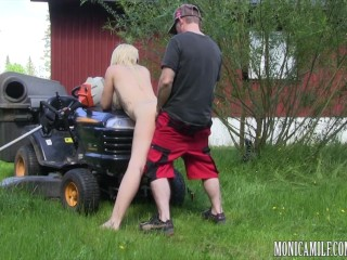 Spring Break Girls Fuck In Norway We Fuck The Gardener! Amateur Blonde Milf Euro