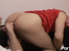 Jock and Twink love Anal