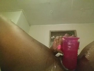 My best squirts yet. …