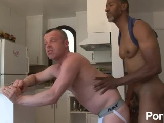 Aria Fucks By Huge Prick In The Cabinet