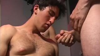 Cum cock scene thirsty  suckers oral orgasm