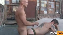 Damon Dogg and the Cum Hole Cruisers - Scene 5