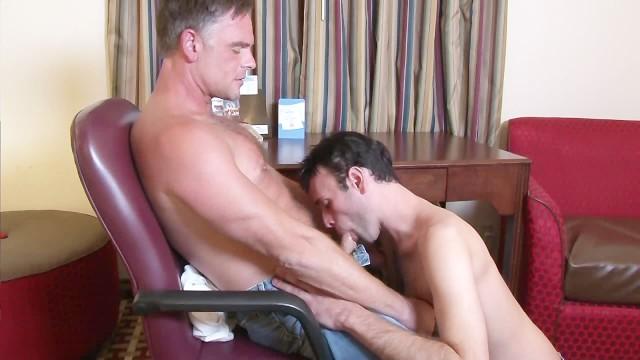 Film gay man internally ass Internal cumsumption - scene 4