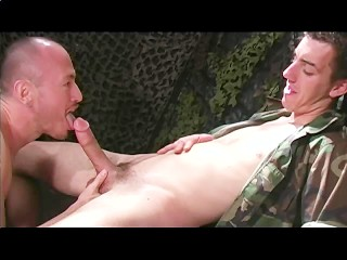 Private Cumhole - Scene 2