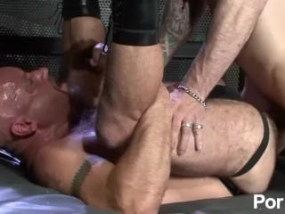 Raw Muscle - Scene 1