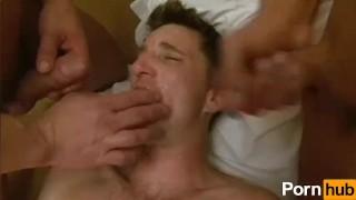 Cum Suckers 16 - Scene 2 Big gaymen