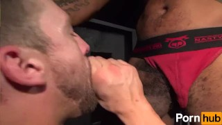 Bareback Leather Fuckers - Scene 4