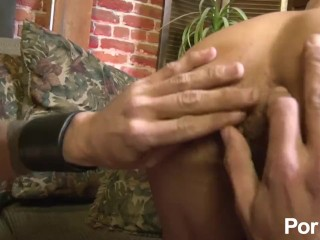 Ball cock fetish sample