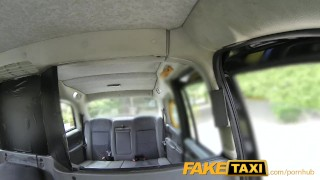 FakeTaxi Chunky blonde with big tits and big arse