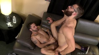 Buddy's huge dicks extra discovering big cock my sex beardgay