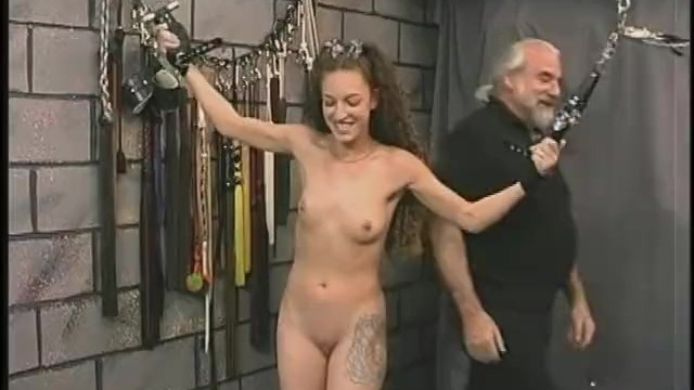 Bondage sold master len Whipped clamped and submissive vol 802 - scene 4