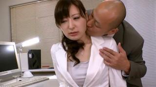 Secretary Gets Face Licked