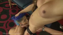 Alt Tattooed Girl Fucked By Venus Lux