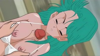 Crossover Porn Bulma and Naruto