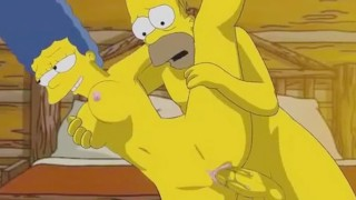 Simpsons Porn Cabin of Love