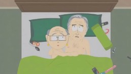 South park Porn Richard and Mrs Garrison