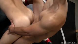 Cock Virgins Horny Wrestlers At Each Other's Dicks Big corrida